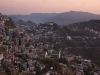 A view of Aizawl