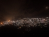 Aizawl at night