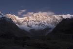 Predawn Annapurna I