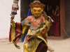 Cham dance during a festival at Phyang Monastery.