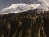 Annapurna III, Manang, Annapurna circuit trek.