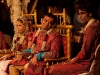 Wedding Ceremony, the bride, Bhumi, groom, Bhavesh, and Vinay