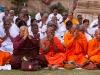 Sri Lankan pilgrims, Bodhgaya