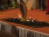 Walking on fire, Bundi festival.