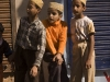 Muslim kids watching the parade in Bundi.