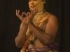 Kathakali performance, Cochin.