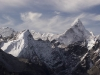 Ama Dablam from Kala Pattar.
