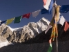 Prayer flags, Everest Base Camp.
