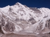 Cho Oyu, from 6th Lakes (Cho Oyo Base Camp)