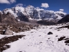 View from the 6th Lakes, Gokyo Valley