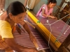 Cottage industries program teaching weaving, Guwahati