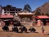 Thyangboche monastery