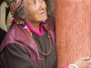 Ladakhi woman, Hemis Festival.