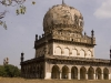 Tombs of the Qutb Shani Kings, near Hyderabad.