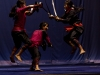 Traditional Manipur martial arts, for Indian Talent TV show audition, Imphal