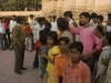 Crowd of onlookers K. Patan