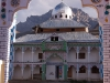 Mosque in Drass along the Leh-Srinagar road