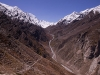 Trail leading up towards the Charang La