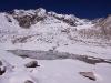 Small lake beneath the Charang La