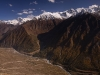 View from above Chitkul
