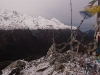 5000 m viewpoint above Kanjin Ri, near Kanjin Gompa