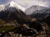 Langtang Valley, towards Langtang Lirung