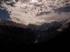 Towards upper Langtang Valley