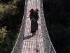 Suspension Bridge, Langtang trail