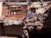 A Kitchen after the flash flood in Leh, August 6 2010