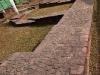 Monastic ruins, Mayadevi temple, Lumbini