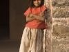 Little girl posing near Darya Khan's tomb, Mandu.