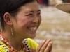 Tibetan woman, Maqu.