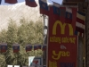 "No worries about trademark infringement in Kagbeni, between Muktinath and Jomsom.  I don't think either Yak Donalds or the ""7 eleven"" is officially affiliated with the respective organizations, though Yak Donalds did make a tasty yak burger."