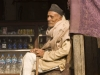 Old man in Bandipur.