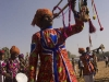 Musicians at the closing ceremonies of Pushkar Camel Fair.