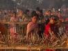 Buddhist festival, January 1st, Rangamati, Bagladesh