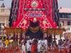 Padmadhwaja Rath the Chariot of Subhadra, Rath Yatra, Puri