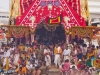 Lord Jagannath in the Nandighosa Rath, Rath Yatra, Puri