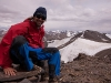 Me on the summit of the 5999 m  (19,680 ft) peak