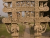 Northern Gate, Great Stupa, Sanchi.