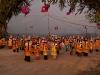 Spring Khasi festival, near Shillong