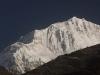 View from Dzongri, on the trek to Goecha La.