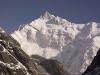 Kanchanjunga (third highest peak in the world 8586 m, 28,330 ft) from Goecha La.