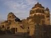 Rana Kumbha Palace, within the fortress at Chittor.