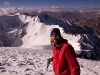 Me on the summit of 6153 m (20,180 ft) Stok Kangri
