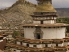 Stupa (Gyantse Kumbum) at the Pelkor Chode monastery in Gyantse.