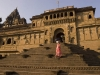 Fort and temple, Maheshwar