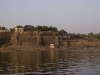 Fort and ghats at Maheshwar