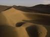 Sand dunes of the Gobi desert near Dunhuang