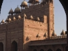 Gat to the Jami Masjid (Mosque) at Fatehpur Sikri.